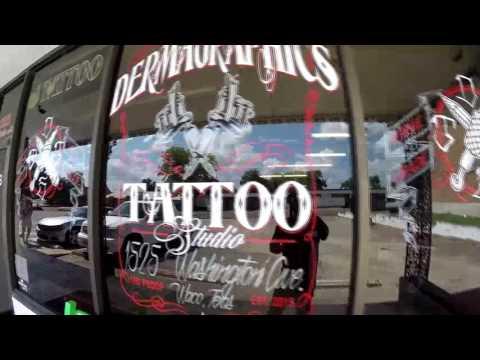 c4b06e9da A day at Texas Dermagraphics. Texas Dermagraphics Tattoo Studio