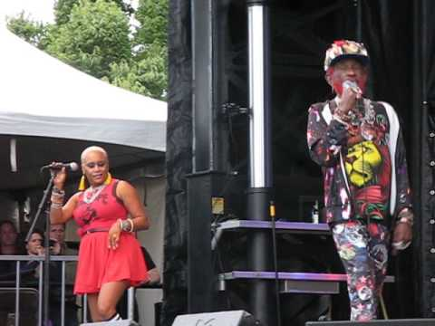 LEE SCRATCH PERRY & SUBATOMIC SOUND SYSTEM Riot Fest CHICAGO September 11 2015
