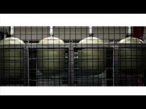 Взрыв баллон с ГАЗом - попытка №1 - YouTube