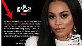 Lauren London Makes MAJOR Announcement About The FUTURE Of The Marathon Store!!