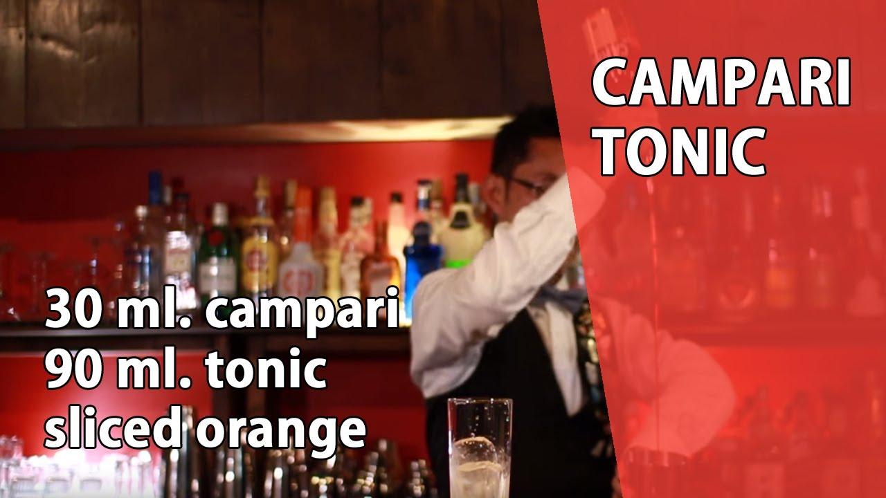 Campari Tonic