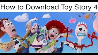 How To Download Toy Story 4 In Hindi Dubbed || Free Download 300% Working