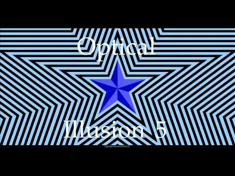 star optical illusion make you see things feel high pop