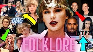 Baixar Taylor Swift Folklore Full Album- Easter Eggs, Love Triangle, Fan Theories & Hidden Meanings DECODED