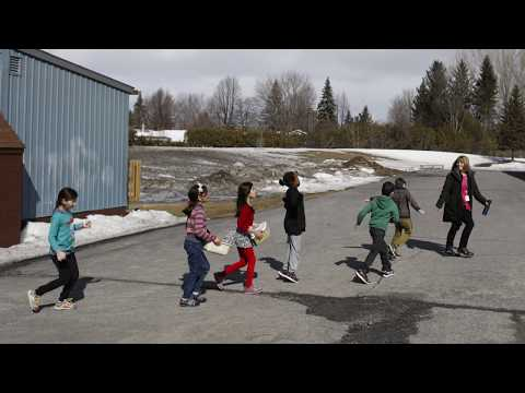 How an Ottawa school took in Syrian refugees