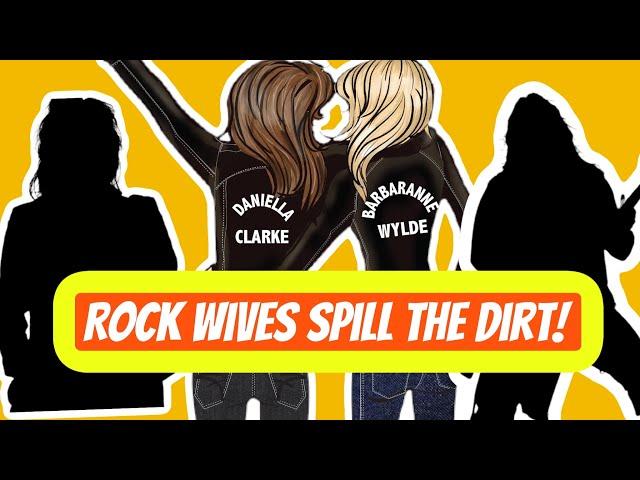 Rockstar Wives Tell All! Music, Life & Love