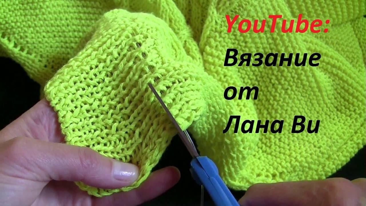 Вязаные платья и туники Вязание спицами и крючком 1