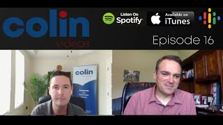 Colin Videos 16: Building huge passive income streams during Covid with Jared Garfield