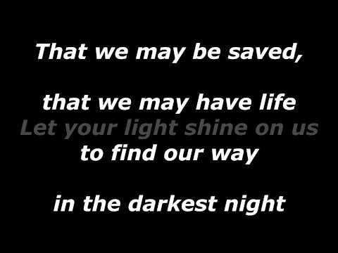 Shine on us lyrics
