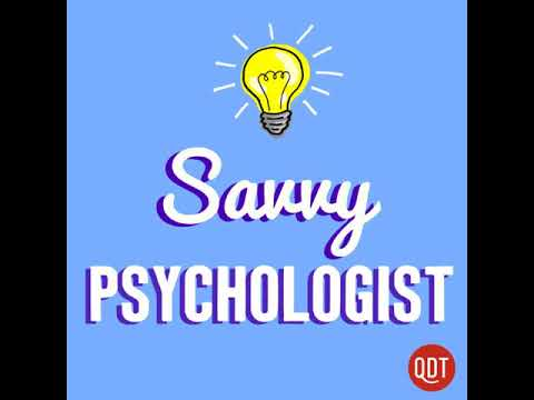 The Savvy Psychologist - 192 - What to Do (and Not Do) When You Feel Insecure