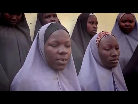 Proof of life for some kidnapped Chibok schoolgirls