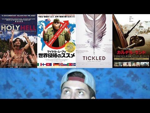 キャッチアップドキュメンタリー映画レビューマイケル・ムーアの世界侵略のススメTickledHoly Hellカルテル・ランド低燃費