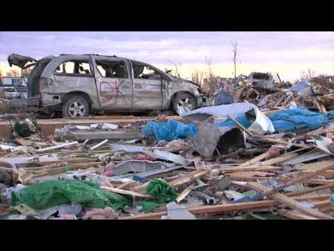 Washington, Illinois Tornado Damage Aftermath 11/17/2013