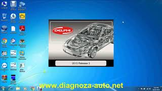 Delphi Autocom 2018 Release 1 Software For Cdp And Ds150e