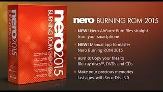شرح تسطيب وتفعيل Nero Burning ROM 2015 16 0 01300 Final
