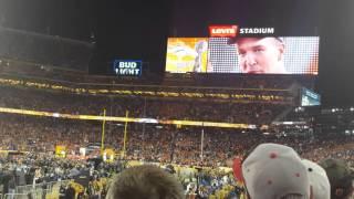 Denver Broncs Win Super Bowl - Peyton Manning Post Game Interview - Priorities