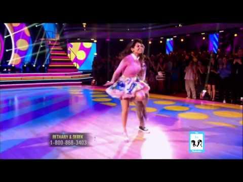 Dancing with the Stars 19 - Bethany Mota & Derek   LIVE 9-15-14