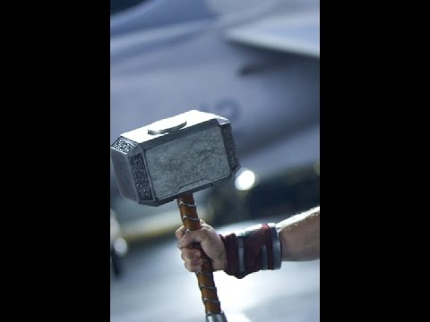 Testing A Real Life Thors Hammer