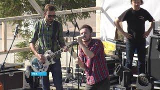 В Уфе впервые прошел Городской молодежный фестиваль живой музыки «U-Fest»