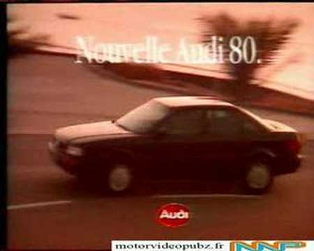 Pub AUDI 80 PROCON TEN