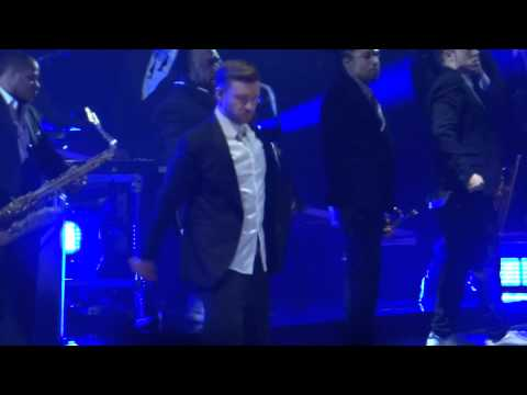 Justin Timberlake MGM Finale Show 1/2/15 Sexyback/Mirrors
