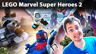 LEGO Marvel Super Heroes 2 - WYJDZIE W TYM ROKU!