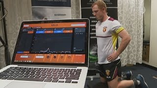 Новая разработка уберегает спортсменов от разрыва связок (новости)