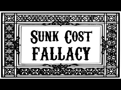 sunk cost fallacy The sunk cost fallacy in content marketing july 31, 2018 by jimmy daly content marketing is an investment—until it's not.