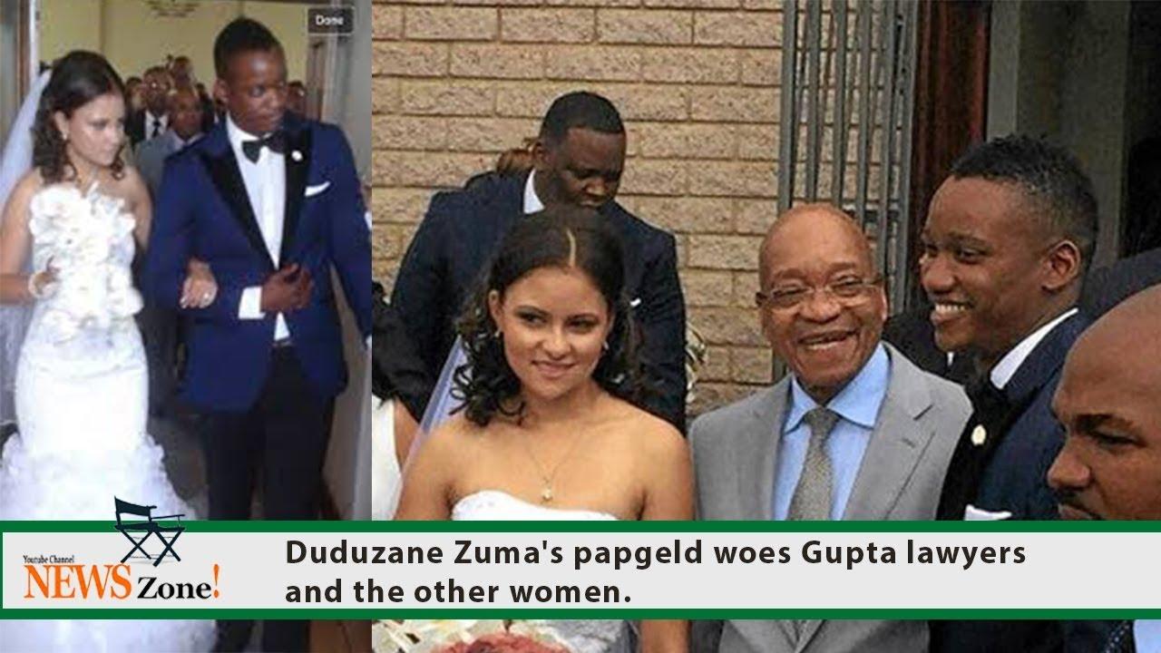 Duduzane Zuma S Papgeld Woes Gupta Lawyers And The Other Women Youtube