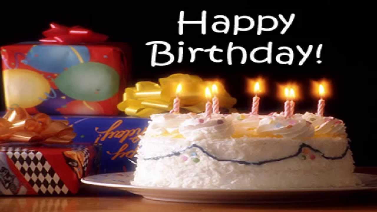 Happy birthday surprise wishes video greeting ecard youtube m4hsunfo