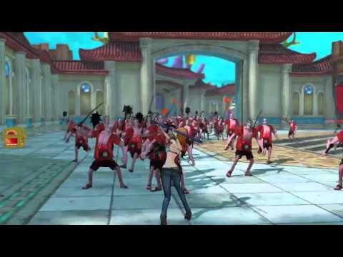One Piece: Pirate Warriors 3 - Video