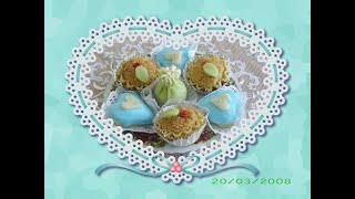 Repeat youtube video Quelques uns de mes confections de gâteaux algeriens.