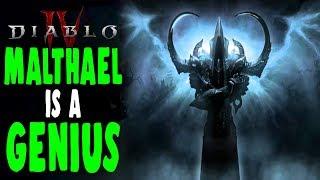 Diablo 4: Why MALTHAEL is a GENIUS