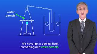 GCSE Science Chemistry (9-1) Required practical 8: Water