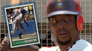 ROOKIE VLADIMIR GUERRERO DEBUT!! MLB THE SHOW 18 DIAMOND DYNASTY