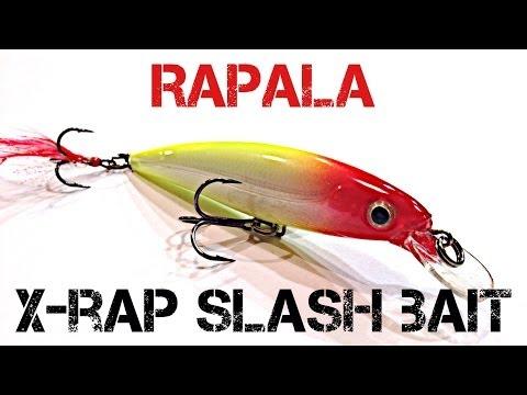Lure Review- Rapala X-Rap Slashbait
