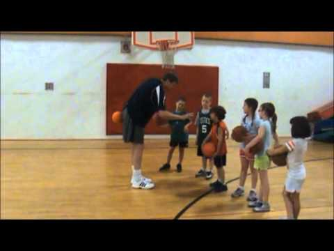 Bob Bigelow Clinic for 2nd Graders