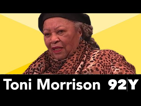Toni Morrison on the Concept of Good and Evil