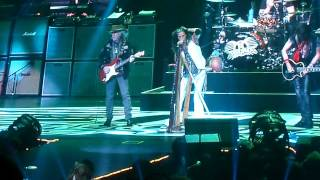 What could've been love-Aerosmith live OKC