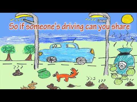 Transportation Karaoke Video