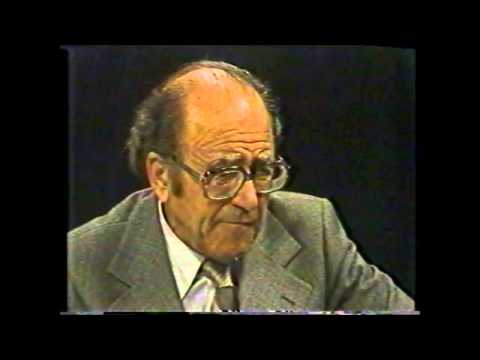 History of Geographic Thought: Professor Emeritus Hans Bobek