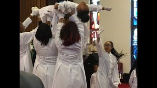 WESS MORGAN  -  YOU PAID IT ALL MIME DANCE