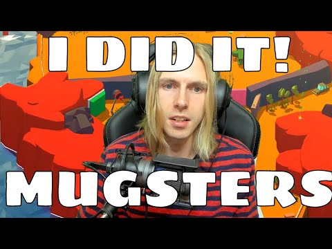 I actually did it! Mugsters ᴴᴰ |
