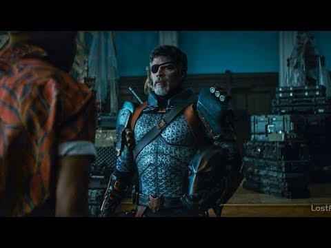 Робин против Дэфстроука. Дэфстроук убивает своего сына | Титаны