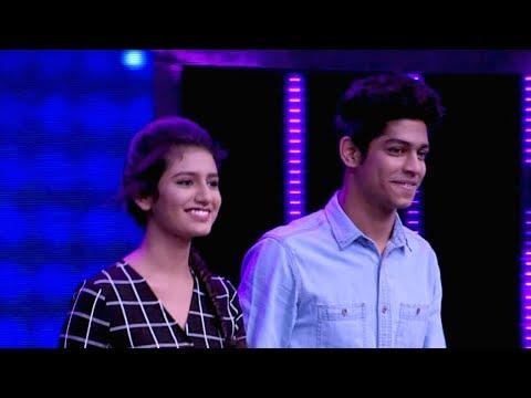 Super 4 I Priya Prakash Varrier & Roshan on the floor I Mazhavil manorama
