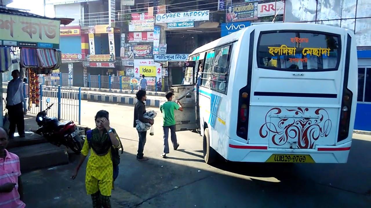 Beautiful Bengal : Mecheda Bus Stand