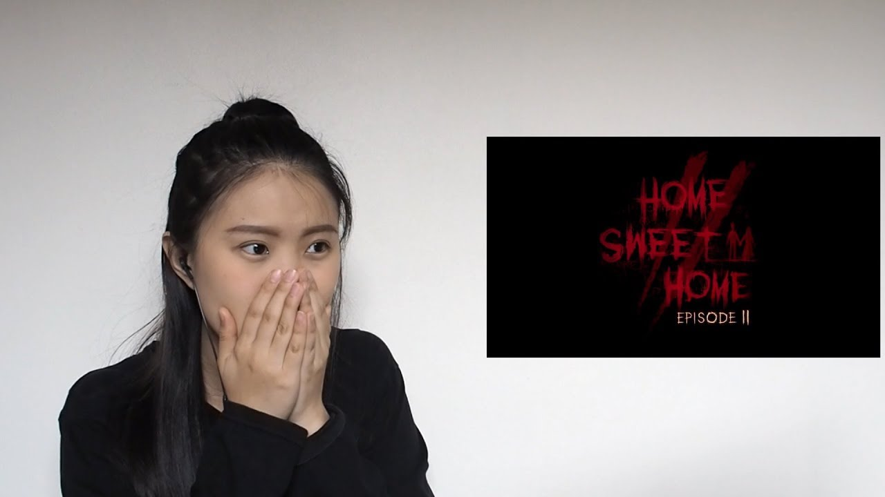 Reaction   Home Sweet Home EP.2 [ Official Teaser trailer ...