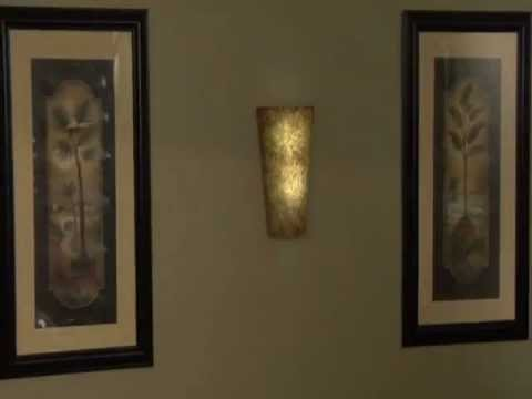 It S Exciting Lighting Video Compilation Of Our Burlwood Stone And Granite Sconces You