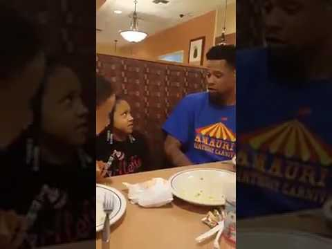 Father Finds Out His Daughter Has A Boyfriend!