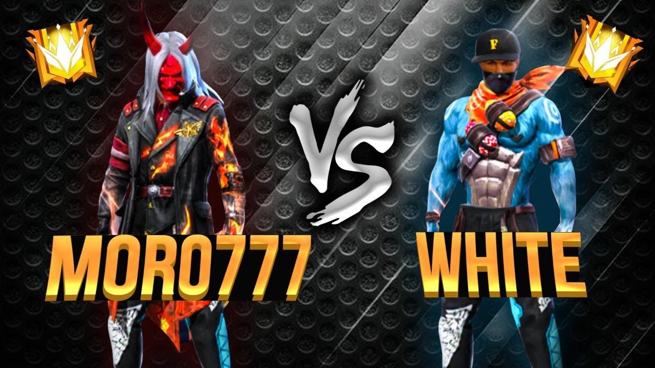 WHITE vs MORO777 🔥💗